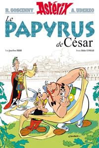Astérix – tome 36 : le papyrus de César