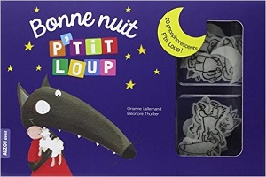 Miniature - Coffret Bonne nuit P'tit loup