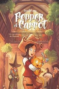 Pepper et Carrot : tome 2, Les sorcières de Chaosah