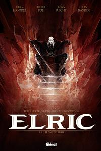 Elric – tome 01 : le trône de rubis