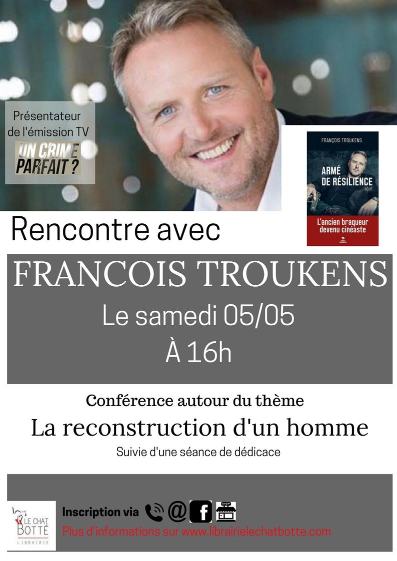 Rencontre avec François Troukens