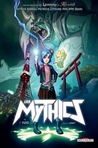 Les Mythics – T.1 Yuko