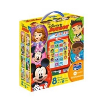 Disney Junior -Me reader – Tablette de lecture huit livres