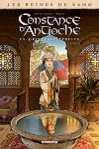 Image - Reines de sang – Constance d'Antioche, la princesse rebelle vol 1