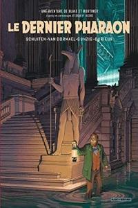 Miniature - Le dernier pharaon, une aventure de Blake et Mortimer