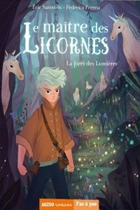 Image - Le maître des Licornes: La forêt des Lumières