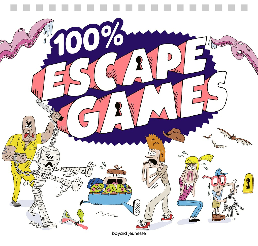Image - 100% Escape Games