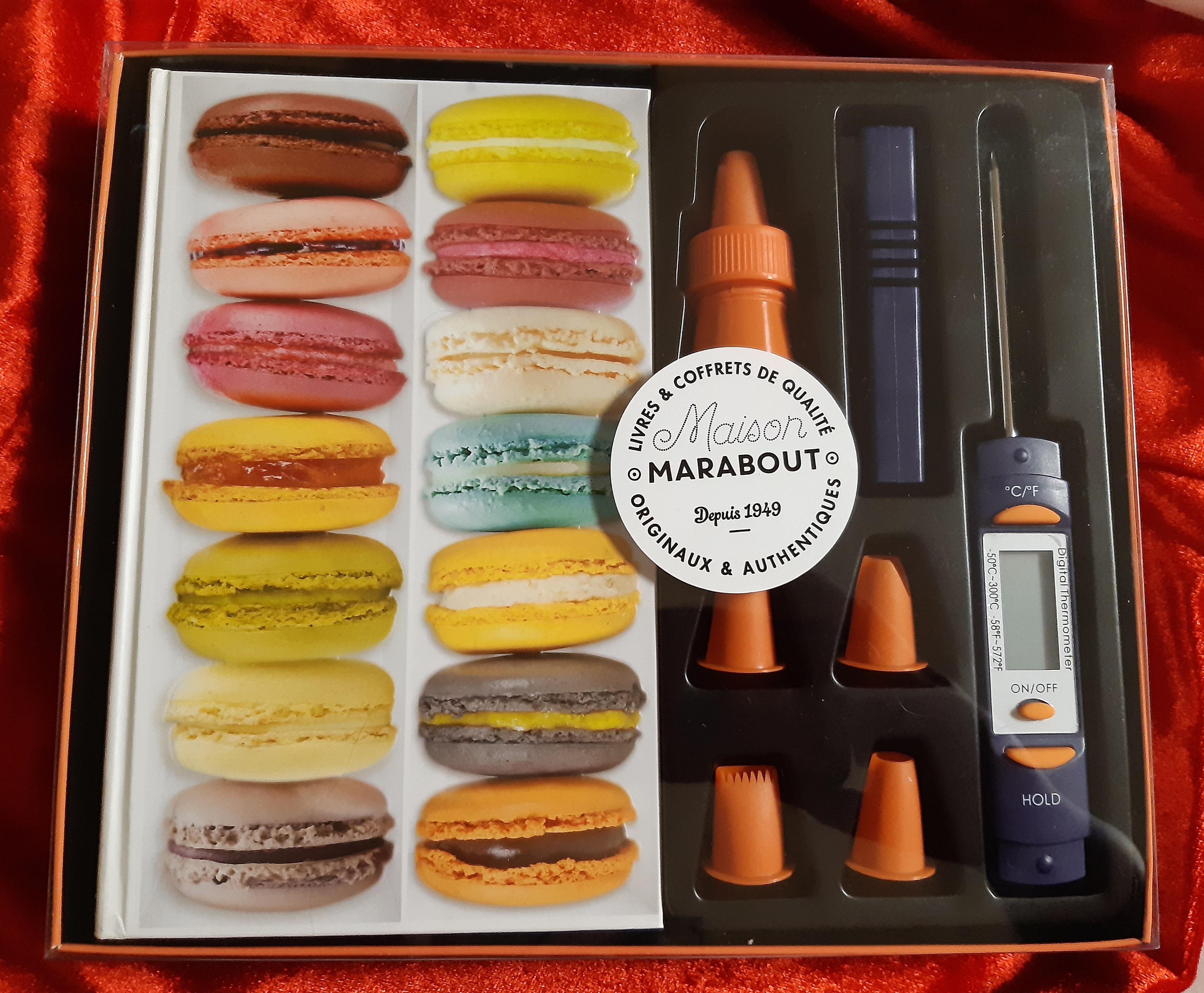 Miniature - Coffret macarons